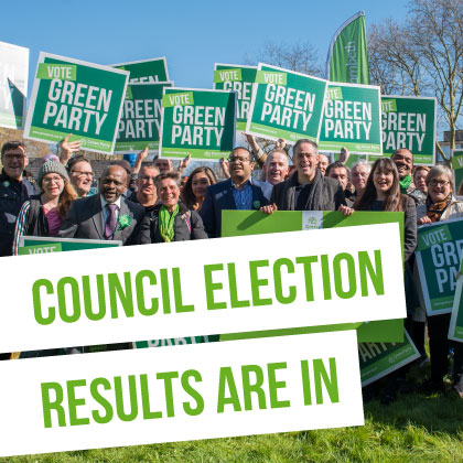 Council Election Results are in